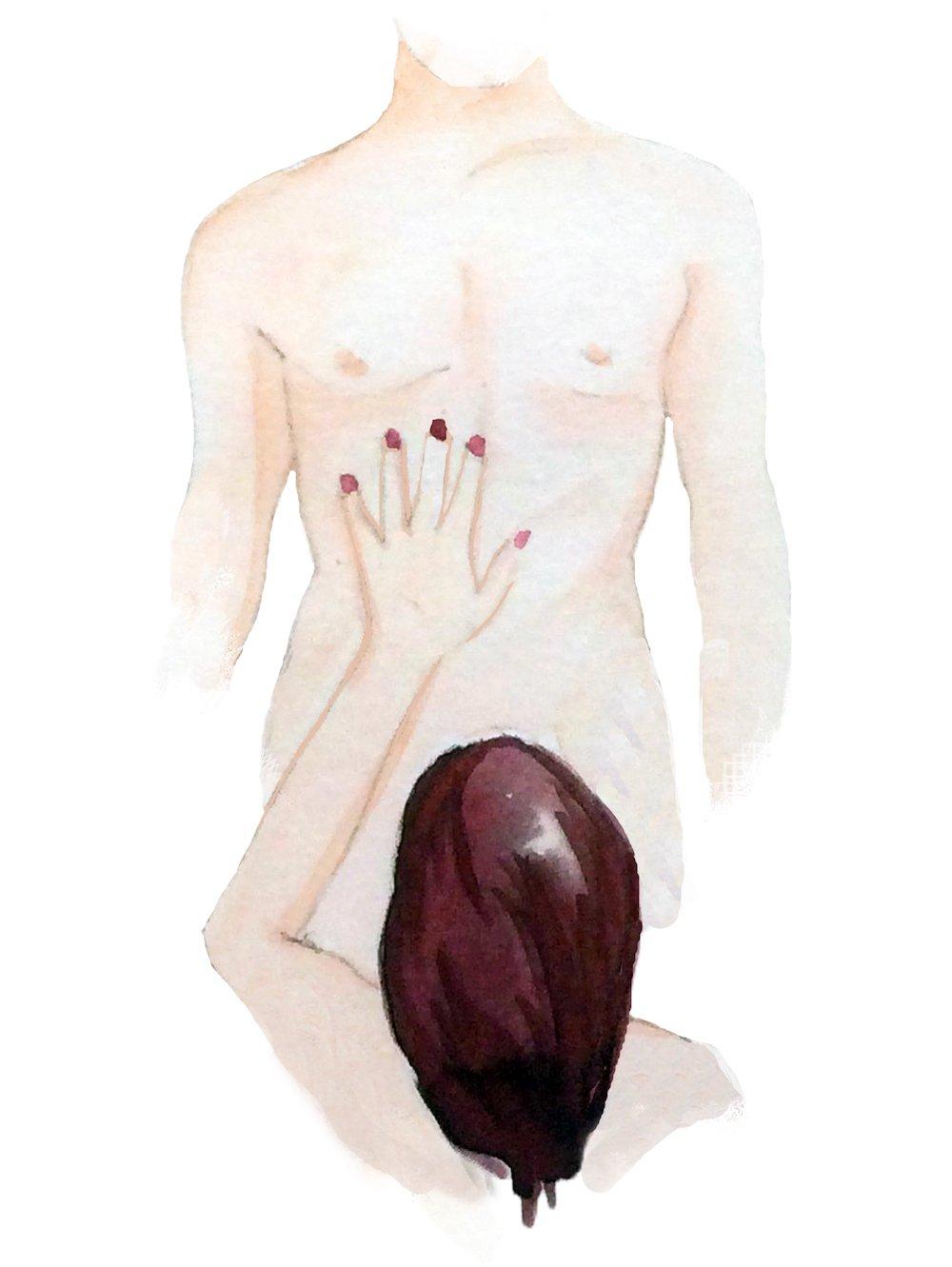 2 оргазмические секс-игры с минетом, которые она полюбит!